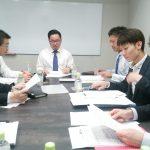 監査・巡回指導をテーマにした勉強会に出席いたしました。
